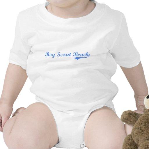 Boy Scout Beach Maryland Classic Design Bodysuit