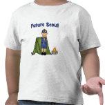 Boy scout futuro camiseta