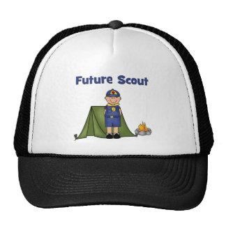 Boy scout futuro gorro de camionero