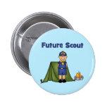 Boy scout futuro pin