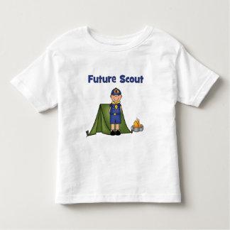 Boy scout futuro playeras