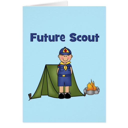 Boy scout futuro tarjetón