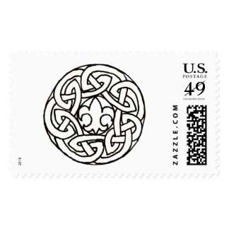 Boy Scout Knot stamp