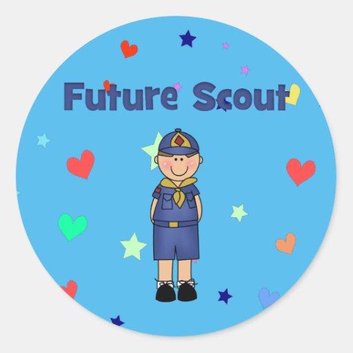 Boy Scout Sticker