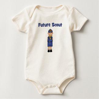 Boy Scout Baby Bodysuit