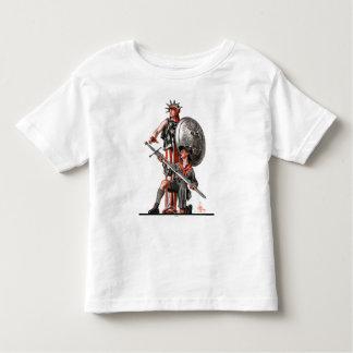 Boy scout y libertad remera