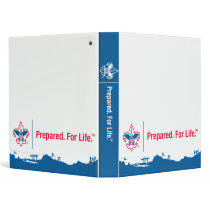 Boy Scouts of America Binder