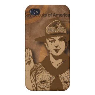 Boy Scouts of America cell phone case