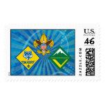 Boy Scouts of America Program Stamp