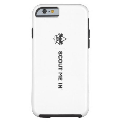 Boy Scouts of America Scout Me In iPhone case