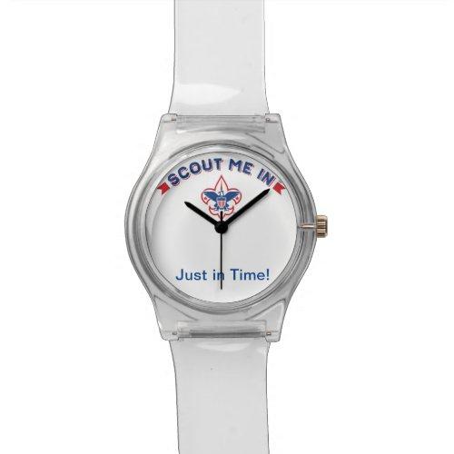 Boy Scouts of America Wrist Watch