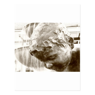 Boy Sculpture Postcards