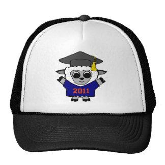 Boy Sheep Navy & Orange 2011 Grad Trucker Hat