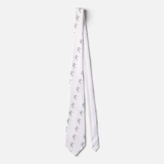 Boy Soccer Player Neck Tie