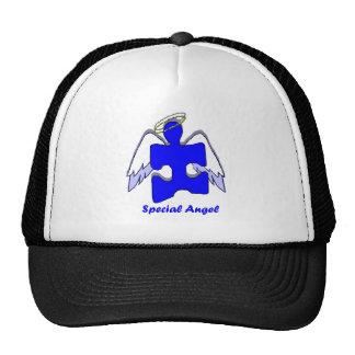 Boy Special Angel Trucker Hat