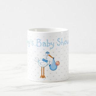 Boy Stork Mug