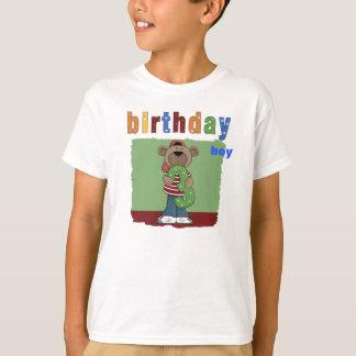 Boy Teddy 3 Year Old T-shirt