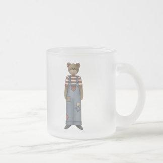 Boy Teddy Bear Coffee Mug