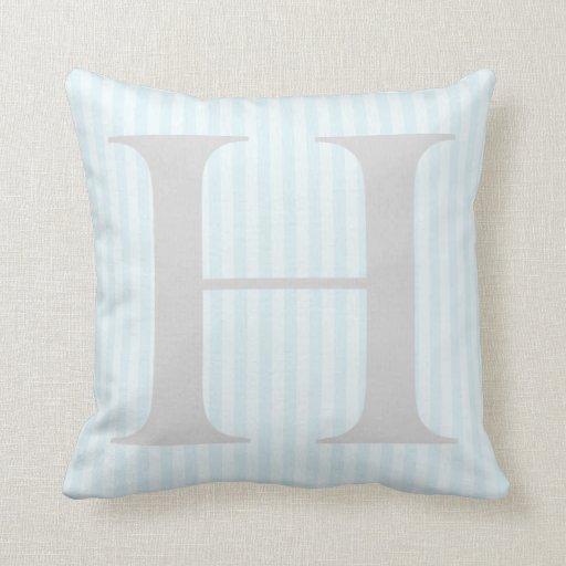 Boy Throw Pillow H 20