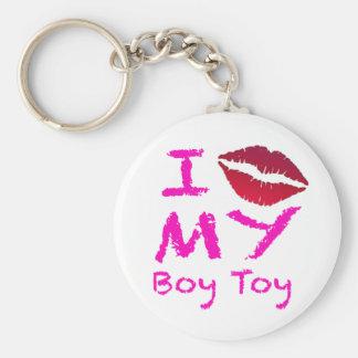 Boy Toy Key Chain