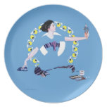 Boy Toy Plate