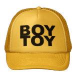 BOY TOY TRUCKER HATS