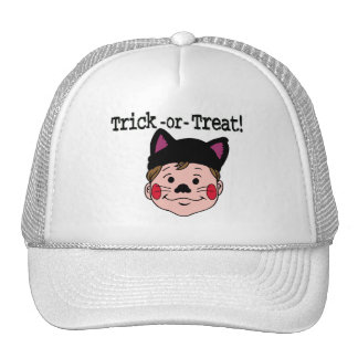 Boy Trick-or-Treat Mesh Hats
