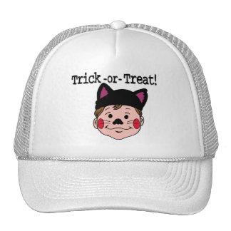 Boy Trick-or-Treat Trucker Hat