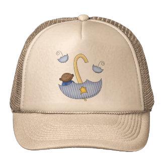 Boy Umbrella Trucker Hat