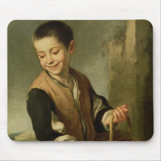 Boy with a Dog, c.1650 Mouse Pad