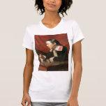 Boy with a Squirrel, by John Singleton Copley Tshirts