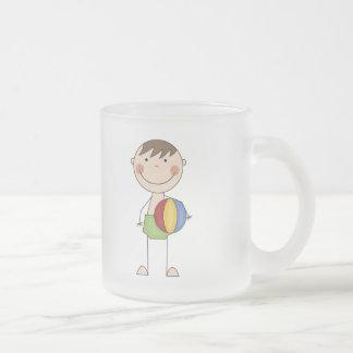 Boy with Beach Ball Tshirts and Gifts Coffee Mug