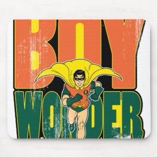 Boy Wonder Graphic Mouse Pad