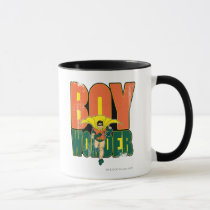 vintage, retro, boy wonder graphic, batman, bat man, 1966 batman, 60's batman, batman action callout, action words, fighting sound effect words, punching sounds, adam west, burt ward, batman tv show, batman cartoon graphics, super hero, classic tv show, Mug with custom graphic design