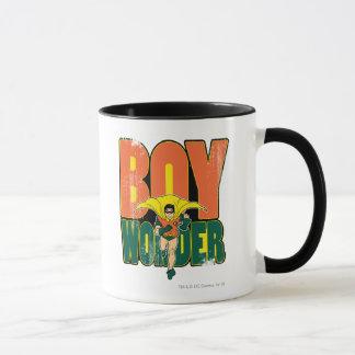 Boy Wonder Graphic Mug