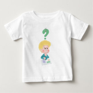 boy wondering baby T-Shirt