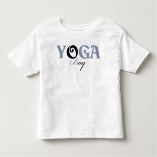 Boy yoga, - Yoga for sport and kids. Toddler T-shirt