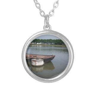 boya náutica del barco del envío, canal del muelle colgante redondo