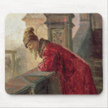 Boyar on the Porch Mouse Pad