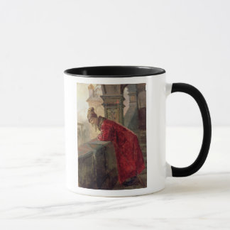 Boyar on the Porch Mug