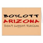 Boycott Arizona Cards