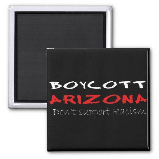 Boycott Arizona Fridge Magnets