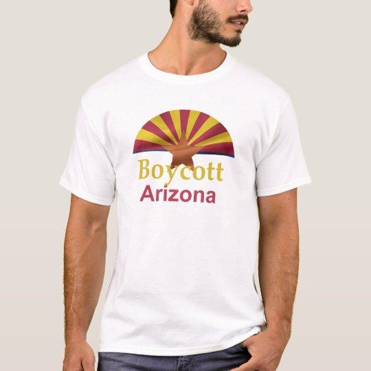 BOYCOTT Arizona T-Shirt