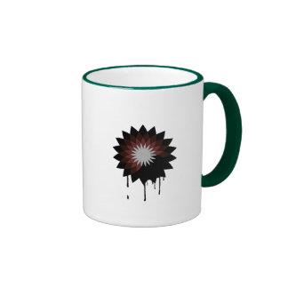 Boycott BP: Big Oil Big Problem Ringer Coffee Mug
