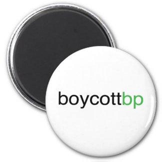 Boycott BP Fridge Magnets