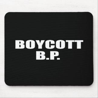 BOYCOTT BP MOUSE PAD