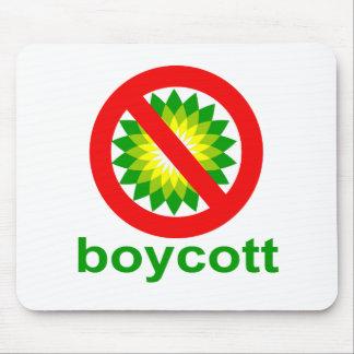Boycott BP Mouse Pads