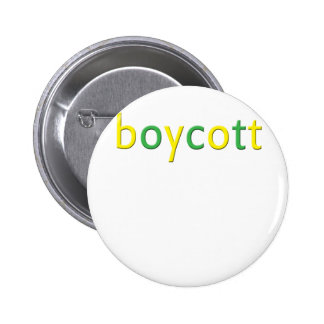 Boycott BP oil spill Button
