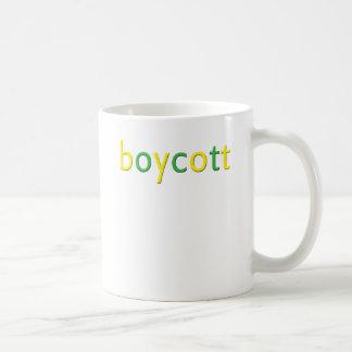 Boycott BP oil spill Coffee Mug