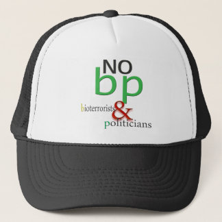 Boycott BP oil spill Trucker Hat